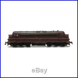 Locomotive My 1106 DSB 3 rails delta-HO 1/87-Marklin 3067 DEP17-1280