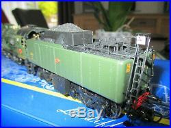 Locomotive REE 2-231K8 Nord DC SOUND + Fumee pulsee