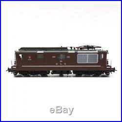 Locomotive Re4/4 185 EpV BLS digital son-HO 1/87-ROCO 73781