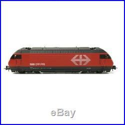 Locomotive Re 460 117-5 SBB Ep VI-HO 1/87-ROCO 73285