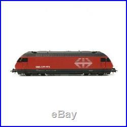 Locomotive Re 460 117-5 SBB Ep VI digital son-HO 1/87-ROCO 73286