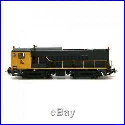 Locomotive Rh2200 7605 ép V SNCB 3R-HO 1/87-PIKO 97766