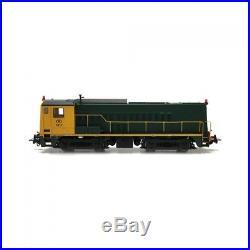 Locomotive Rh 2200 ép V SNCB-HO 1/87-PIKO 97769