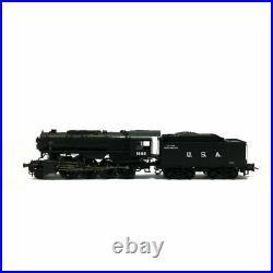 Locomotive S160 USATC digitale son ép III -HO-1/87-ROCO 72153