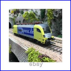 Locomotive Siemens ES 64 02-903 BoXpress. De Ep V-HO 1/87-ROCO 63677 DEP305-009