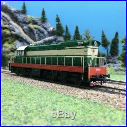 Locomotive T669 0041 CSD Ep IV-V-HO 1/87-ROCO 73774