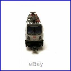 Locomotive Traxx 3 147.5 DB Ep VI digital son 3R-HO 1/87-MARKLIN 36638