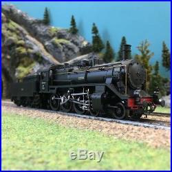 Locomotive Vapeur 230 E 965 SNCF-HO 1/87-PIKO DEP45-01