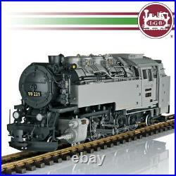 Locomotive Vapeur DRG série 99.22 Ep II digital son-G 1/22.5-LGB 26816