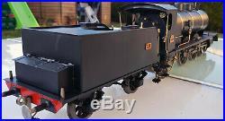 Locomotive Vapeur Kit Laiton Monte / Fumee Et Bruitage Sur Demande