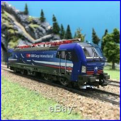 Locomotive Vectron 193 UPAC SBB Ep VI 3R-HO 1/87-PIKO 97794