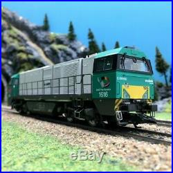 Locomotive Vossloh G2000 BB Ep VI SNCF digitale son-HO-1/87-TRIX 22922