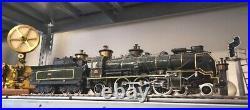 Locomotive à vapeur 231E41 train G HO Z N l'échelle 1/20éme 75 cm Big Boy