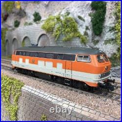 Locomotive class 218.1, DB Ep IV digital son 3R-HO 1/87-ROCO 78749