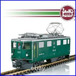 Locomotive classe Ge 4/4 I Ep IV digital son G 1/22.5 LGB 22040