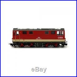 Locomotive diesel 2095 010 ÖBB-HOe 1/87-ROCO 33292