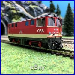 Locomotive diesel 2095 010 ÖBB digital son-HOe 1/87-ROCO 33293