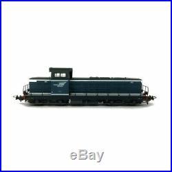 Locomotive diesel BB466099 bleu diesel epV Sncf -HO-1/87-PIKO 96125