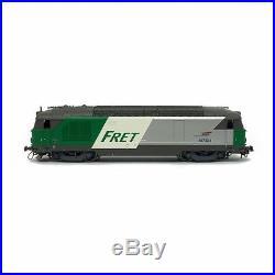 Locomotive diesel BB467324 livrée Fret Sncf ép V-HO-1/87-REE MB-019