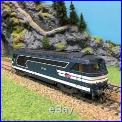Locomotive diesel BB467364 Chambéry ép V analogique-HO-1/87-REE MB-024