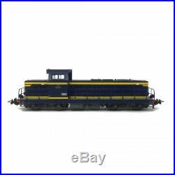 Locomotive diesel BB66086 bleu roi epIII Sncf -HO-1/87-PIKO 96210