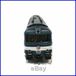 Locomotive diesel BB67309 Chambery Sncf épIII-HO-1/87-JOUEF HJ2268
