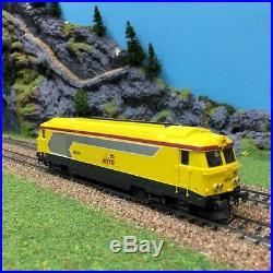 Locomotive diesel BB67627 Infra Sncf HO-1/87-JOUEF HJ2142 L176