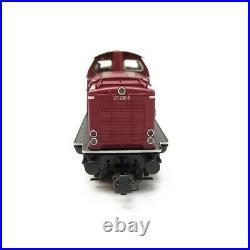 Locomotive diesel BR211 DB Ep IV digital son-HO-ROCO 52527