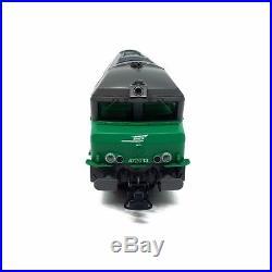 Locomotive diesel CC472013 fret epV-HO-1/87-ROCO 62988