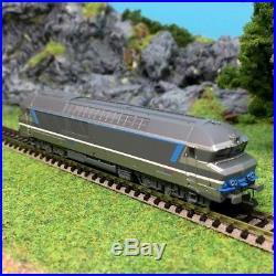 Locomotive diesel CC72006 digitale sonorisée epV-N-1/160-ARNOLD HN2308S