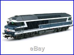 Locomotive diesel CC 72085 SNCF ép. IV analogique HO 1/87 ROCO 73004