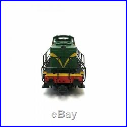 Locomotive diesel D. 307 RENFE ép V-VI-HO-1/87-ROCO 51305A