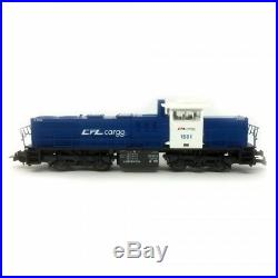 Locomotive diesel G1206 CFL cargo N°1581 epVI -HO-1/87-PIKO 59494