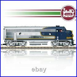 Locomotive diesel Santa Fe F7A Ep III digital son-G 1/22.5-LGB 20585
