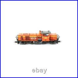 Locomotive diesel Vossloh G1000 COLAS RAIL 103, Ep VI digital son -HO 1/87-Mehan