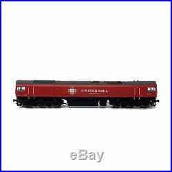 Locomotive diesel type CC class66 Crossrail epVI-HO-1/87-MEHANO 58595