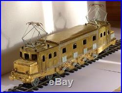 Locomotive électrique 2D2 5500 ACO / La Vie du Rail échelle O 2D2 5525 0