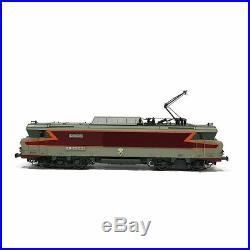 Locomotive électrique BB15001 Strasbourg TEE sncf epIV-HO-1/87-LSMODELS 10042