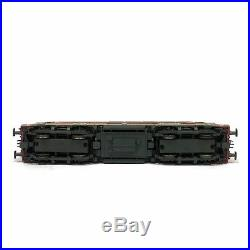 Locomotive électrique BB15009 blason Reims TEE sncf epIV-HO-1/87-LSMODELS 10047