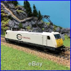 Locomotive électrique BR186-169 Euro Cargo ép VI-HO-1/87-PIKO 97754