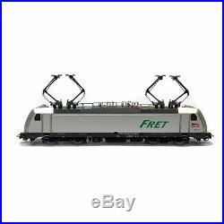 Locomotive electrique BR186 Fret livree carmillon epVI Sncf -HO-1/87-PIKO 97748