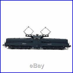 Locomotive électrique CC14004 sncf digitale sonorisée livrée bleue -HO-1/87-JOUE