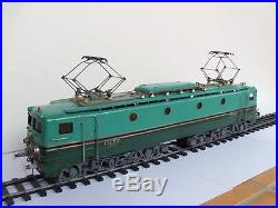 Locomotive électrique CC 7100 KM 108 échelle O