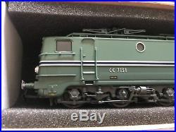 Locomotive ho rivarossi 1600 CC 7100