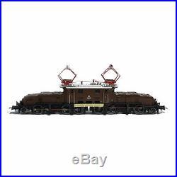 Locomotive électrique 1189.02 OBB dite Crocodile époque III-HO-1/87-ROCO 72646