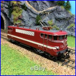 Locomotive électrique BB9291 Capitole 3 rails AC occasion-HO-1/87-MARKLIN L143