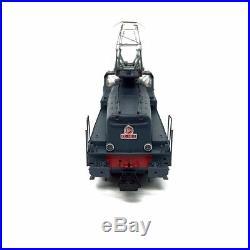 Locomotive électrique CC14111 livrée bleue d'origine-HO-1/87-JOUEF HJ2252