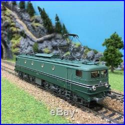 Locomotive électrique CC7132 GRG Avignon epIV et V-HO-1/87-REE MB-061