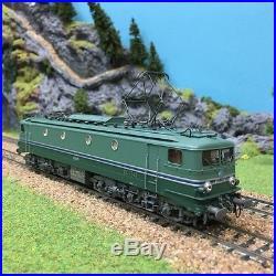 Locomotive électrique CC7140 GRG Avignon epIV et V-HO-1/87-REE MB-062