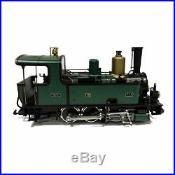 Locomotive vapeur 030T MTV train de jardin -G-1/28-LGB 20781